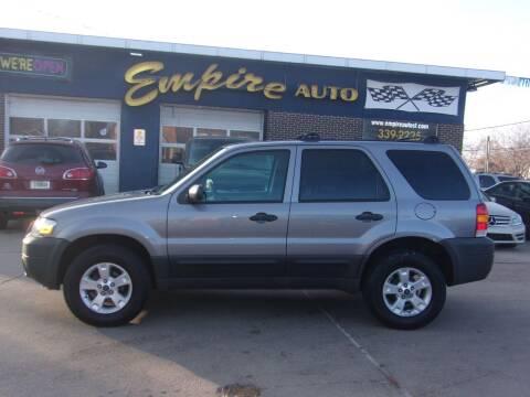 2007 Ford Escape for sale at Empire Auto Sales in Sioux Falls SD
