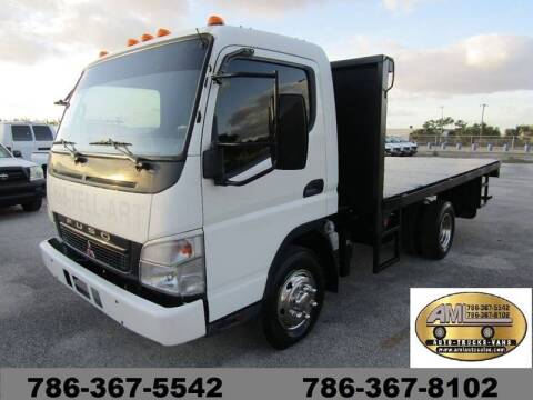 2006 Mitsubishi Fuso FE84D for sale at AML AUTO SALES - Flat Beds in Opa-Locka FL