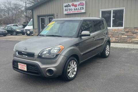 2012 Kia Soul for sale at QS Auto Sales in Sioux Falls SD