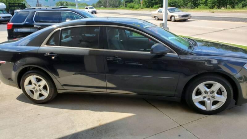 2012 Chevrolet Malibu for sale at City Auto Sales in La Crosse WI