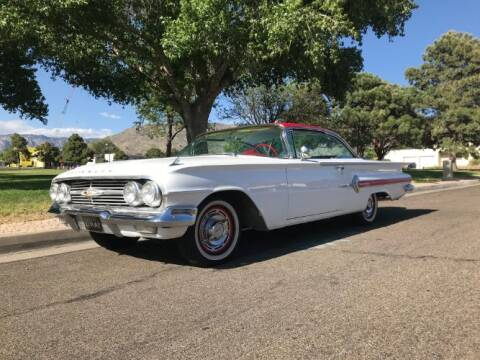 1960 Chevrolet Impala for sale at Classic Car Deals in Cadillac MI