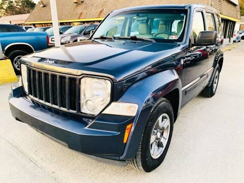 2008 Jeep Liberty for sale at Auto Space LLC in Norfolk VA