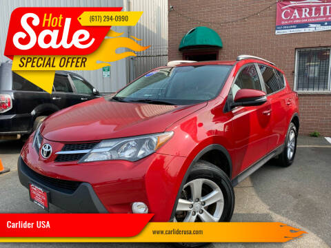2014 Toyota RAV4 for sale at Carlider USA in Everett MA