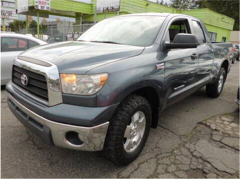 2007 Toyota Tundra for sale at Klean Carz in Seattle WA