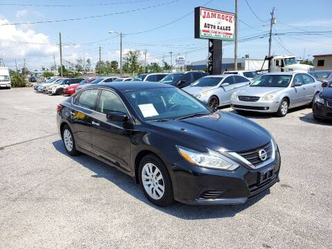 2016 Nissan Altima for sale at Jamrock Auto Sales of Panama City in Panama City FL