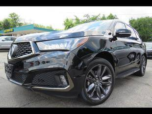 2019 Acura MDX for sale at Rockland Automall - Rockland Motors in West Nyack NY