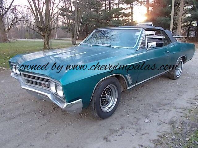 1966 Buick Skylark for sale in Creston, OH