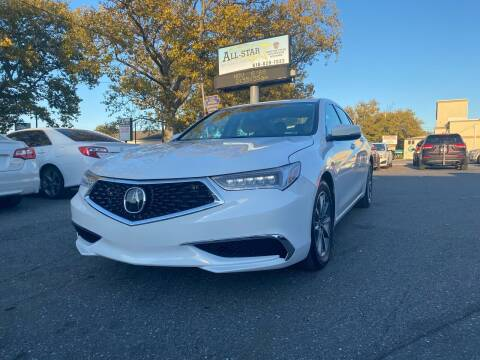 2019 Acura TLX for sale at All Star Auto Sales and Service LLC in Allentown PA