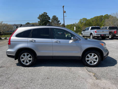 2007 Honda CR-V for sale at TAVERN MOTORS in Laurens SC