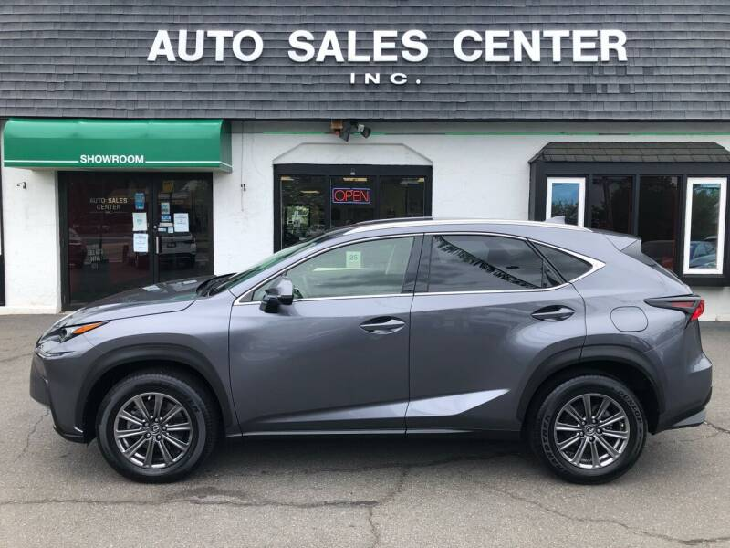 2019 Lexus NX 300 for sale at Auto Sales Center Inc in Holyoke MA