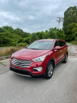 2016 Hyundai Santa Fe for sale at Dependable Motors in Lenoir City TN