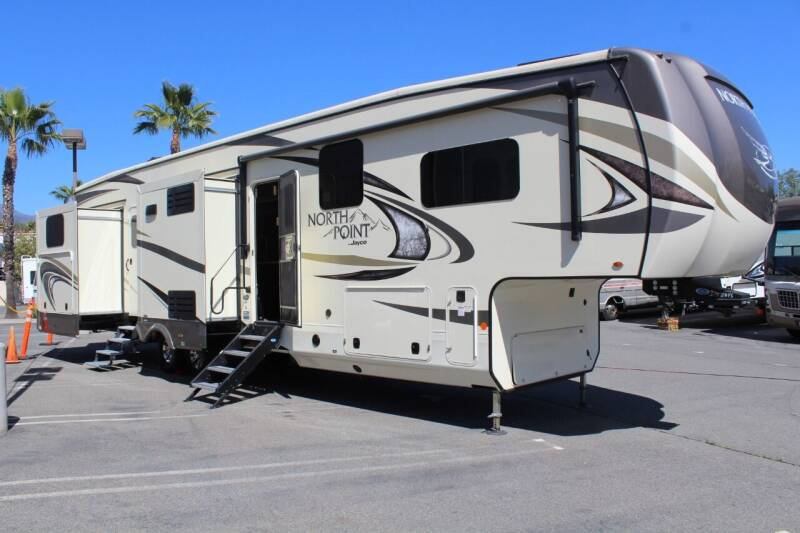 2020 Jayco North Point 375 BHFS for sale at Rancho Santa Margarita RV in Rancho Santa Margarita CA