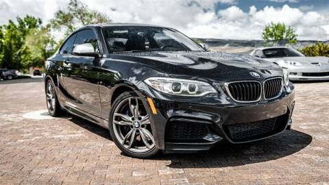 2014 BMW 2 Series for sale at MUSCLE MOTORS AUTO SALES INC in Reno NV