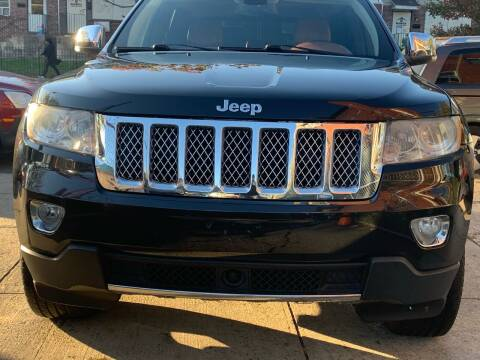 2011 Jeep Grand Cherokee for sale at Simon Auto Group in Newark NJ