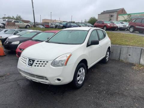 2009 Nissan Rogue for sale at Car VIP Auto Sales in Danbury CT