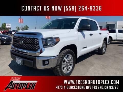 2019 Toyota Tundra for sale at Fresno Autoplex in Fresno CA