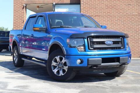 2013 Ford F-150 for sale at Hobart Auto Sales in Hobart IN