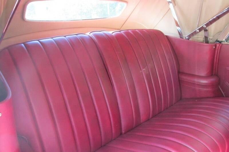 1941 Buick 50 Super Convertible - Wilkesboro NC