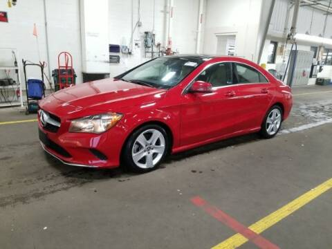 2018 Mercedes-Benz CLA for sale at Adams Auto Group Inc. in Charlotte NC