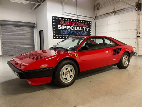 1982 Ferrari Mondial Coupe for sale at Arizona Specialty Motors in Tempe AZ