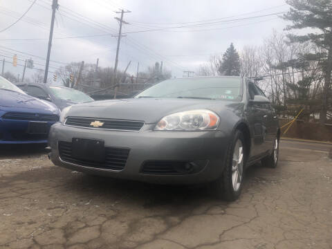 2008 Chevrolet Impala for sale at Six Brothers Auto Sales in Youngstown OH