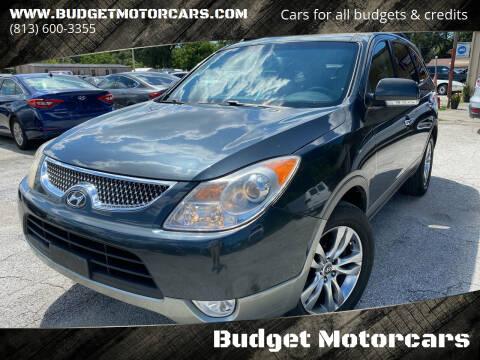 2012 Hyundai Veracruz for sale at Budget Motorcars in Tampa FL