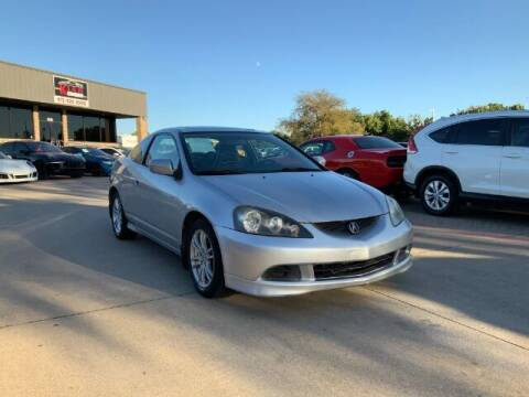 2005 Acura RSX for sale at KIAN MOTORS INC in Plano TX