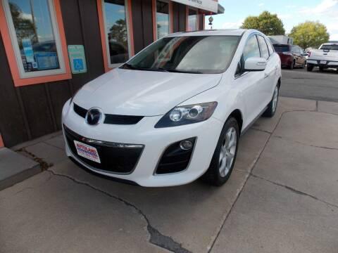 2010 Mazda CX-7 for sale at Autoland in Cedar Rapids IA