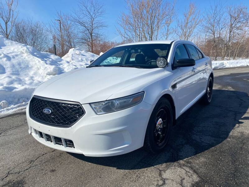 2013 Ford Taurus for sale at Pristine Auto Group in Bloomfield NJ