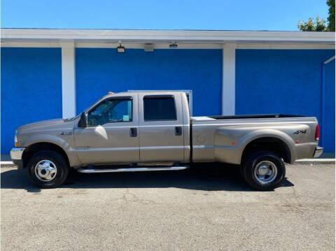 2002 Ford F-350 Super Duty for sale at Khodas Cars in Gilroy CA