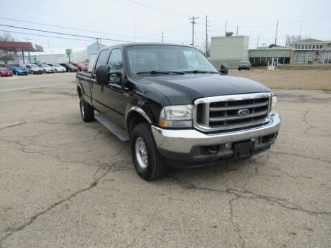 2004 Ford F-350 Super Duty for sale at Perfection Auto Detailing & Wheels in Bloomington IL