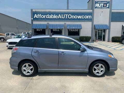 2007 Toyota Matrix for sale at Affordable Autos in Houma LA