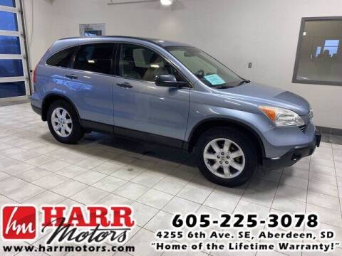 2008 Honda CR-V for sale at Harr's Redfield Ford in Redfield SD