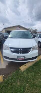 2014 Dodge Grand Caravan for sale at Chicago Auto Exchange in South Chicago Heights IL