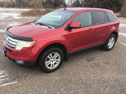 2007 Ford Edge for sale at Major Motors Automotive Group LLC in Ramsey MN