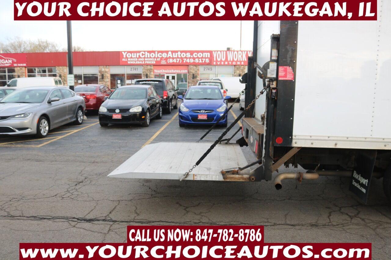 ChevroletExpress Cutaway21