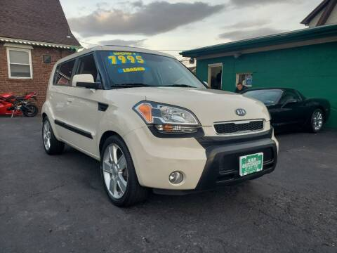 2010 Kia Soul for sale at Kar Connection in Little Ferry NJ