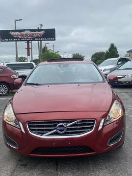 2012 Volvo S60 for sale at Washington Auto Group in Waukegan IL