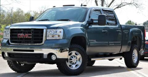 2008 GMC Sierra 2500HD for sale at Texas Auto Corporation in Houston TX