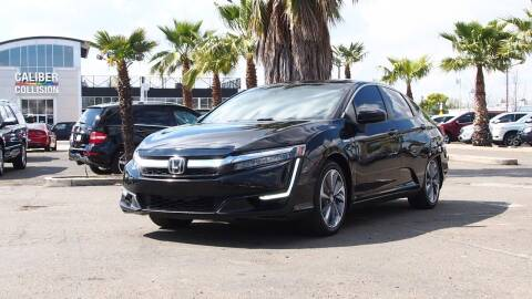 2018 Honda Clarity Plug-In Hybrid for sale at Okaidi Auto Sales in Sacramento CA