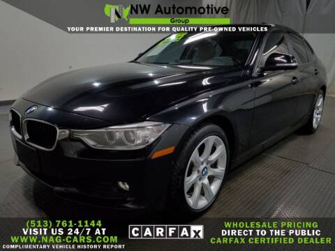 2015 BMW 3 Series for sale at NW Automotive Group in Cincinnati OH