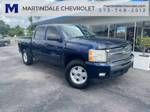 2011 Chevrolet Silverado 1500 for sale at MARTINDALE CHEVROLET in New Madrid MO