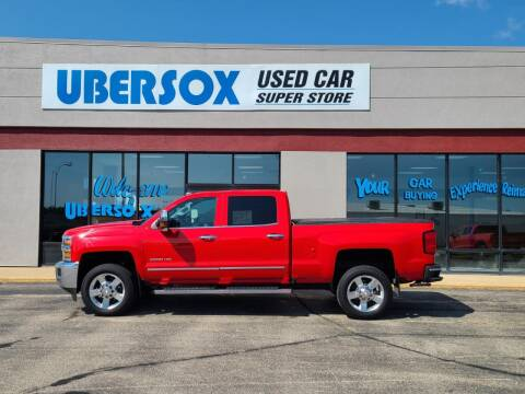 2019 Chevrolet Silverado 2500HD for sale at Ubersox Used Car Superstore in Monroe WI