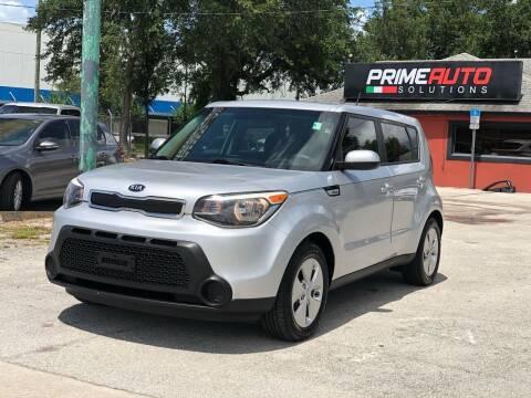 2015 Kia Soul for sale at Prime Auto Solutions in Orlando FL