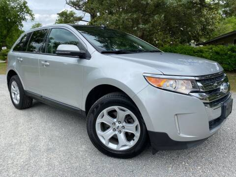 2013 Ford Edge for sale at Byron Thomas Auto Sales, Inc. in Scotland Neck NC