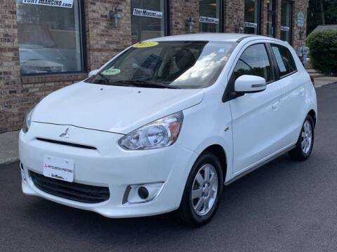 2015 Mitsubishi Mirage for sale at The King of Credit in Clifton Park NY