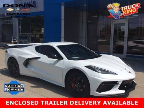2020 Chevrolet Corvette for sale at DON'S CHEVY, BUICK-GMC & CADILLAC in Wauseon OH