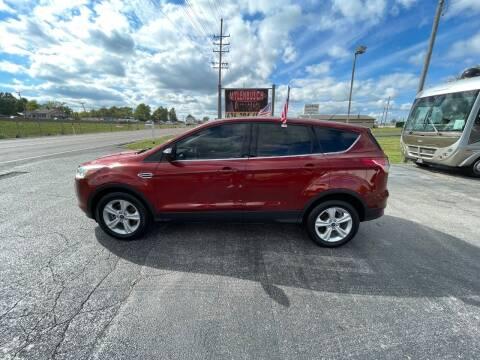 2014 Ford Escape for sale at MYLENBUSCH AUTO SOURCE in O'Fallon MO