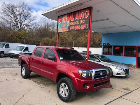 2006 Toyota Tacoma for sale at Global Auto Sales and Service in Nashville TN