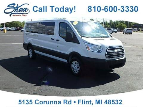 2019 Ford Transit Passenger for sale at Jamie Sells Cars 810 - Linden Location in Flint MI